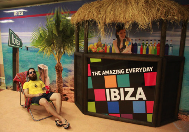 AMAZING METRO - Ibiza