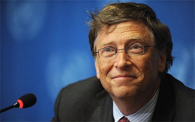 Las 11 reglas de Bill Gates para losjóvenes